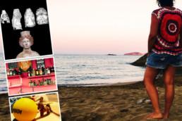 Tanit iDea è nata così: da appunti su una moleskine davanti ad un tramonto su una spiaggia, un mojito. Nessuna proiezioni di mercato e business plan, il nostro background è una storia di famiglia, collaboratori validi e fidati, un'isola felice in cui ricaricare le batterie e tanta voglia di lavorare.